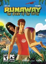 Runaway: The Dream of the Turtle box art