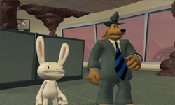 Sam & Max Episode 205: What's New, Beelzebub? screenshot
