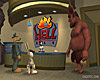 Sam & Max Episode 205: What's New, Beelzebub? screenshot - click to enlarge