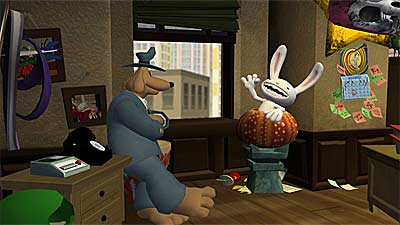 Sam & Max Episode 203: Night of the Raving Dead screenshot