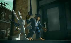 Sam & Max: The Devil&#146s Playhouse Episode 5: The City That Dares Not Sleep screenshot