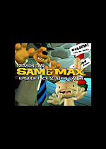 Sam & Max Episode 201: Ice Station Santa box art