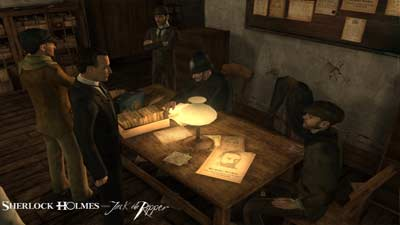 Sherlock Holmes vs. Jack the Ripper screenshot