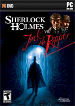 Sherlock Holmes vs. Jack the Ripper box art