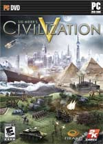 Sid Meier's Civilization V box art