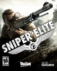 Sniper Elite V2 Box Art