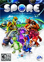Spore (Strategy / User Created Content)
