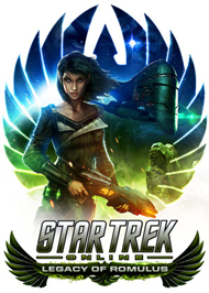 Star Trek Online: Legacy of Romulus Box Art