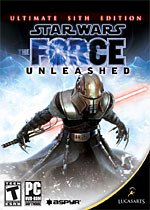 Star Wars: The Force Unleashed - Ultimate Sith Edition box art
