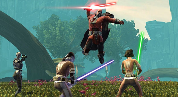 Star Wars: The Old Republic Screenshot