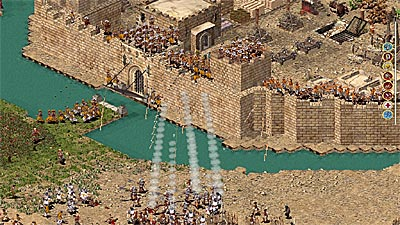 Stronghold Crusader Extreme screenshot