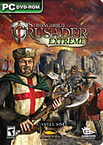 Stronghold Crusader Extreme box art