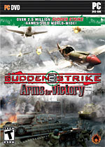 Sudden Strike 3: Arms for Victory box art
