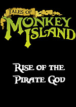 Tales of Monkey Island Chapter 5: Rise of the Pirate God box art