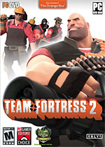 Team Fortress 2 box art