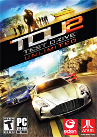 Test Drive: Unlimited 2 Box Art