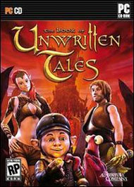 The Book of Unwritten Tales Box Art