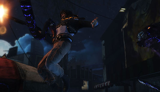 The Darkness II Screenshot