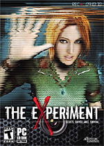 The Experiment box art