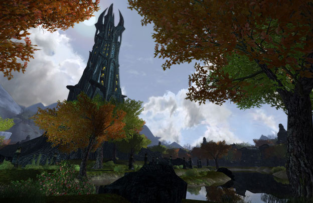 The Lord of the Rings Online: Rise of Isengard Screenshot