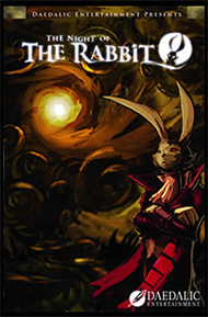 The Night of the Rabbit Box Art