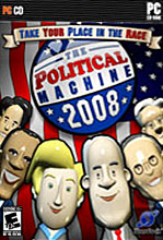 The Political Machine 2008 box art