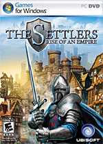 The Settlers: Rise of an Empire box art