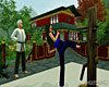 The Sims 3: World Adventures screenshot - click to enlarge