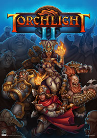 Torchlight II Box Art