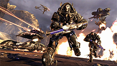 Unreal Tournament 3 screenshot