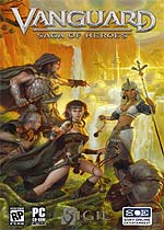 Vanguard: Saga of Heroes box art