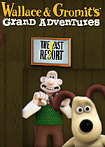 Wallace & Gromit&#146s Grand Adventures - Episode 2: The Last Resort box art