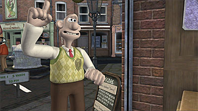Wallace & Gromit's Grand Adventures: Episode 4: The Bogey Man screenshot