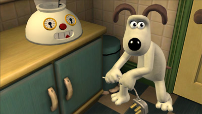 Wallace & Gromit&#146s Grand Adventures &#150 Episode 1: Fright of the Bumblebees  screenshot