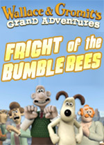 Wallace & Gromit&#146s Grand Adventures &#150 Episode 1: Fright of the Bumblebees  box art