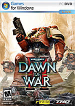 Warhammer 40,000: Dawn of War II box art
