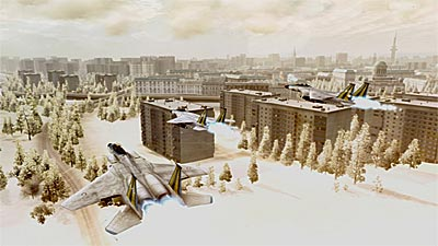 World in Conflict screenshot