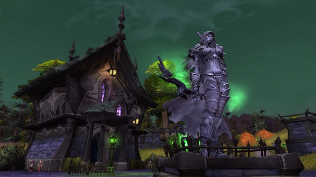 World of Warcraft: Cataclysm Screenshot