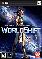 WorldShift box art