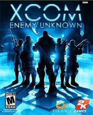 XCOM: Enemy Unknown Box Art