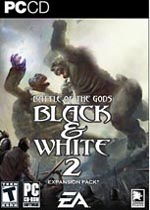 Black & White 2: Battle Of The Gods Box Art