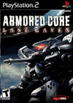 Armored Core: Last Raven Box Art
