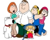 Family Guy screenshot &#150 click to enlarge
