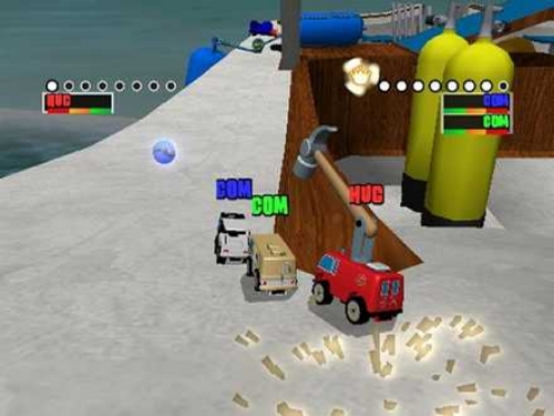 Micro Machines V4 screenshot