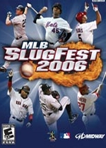 MLB Slugfest 2006 box art