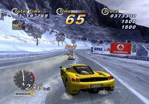 OutRun 2006: Coast 2 Coast screenshot