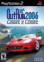 OutRun 2006: Coast 2 Coast box art