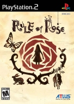 Rule Of Rose PS2 Box Art