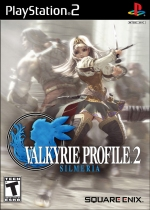 Valkyrie Profile 2: Silmeria Box Art