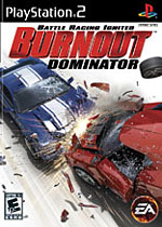 Burnout Dominator box art